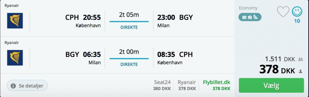 Fly Milano