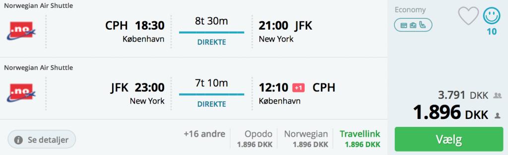 New York fly