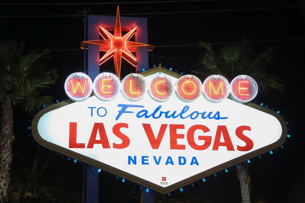 Las Vegas forlænget weekend