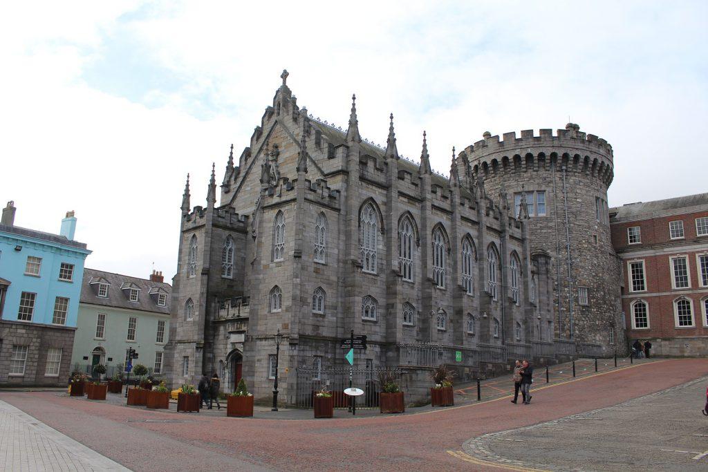dublin-castle-1495745_1920